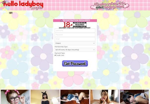 hello ladyboy helloladyboy.com