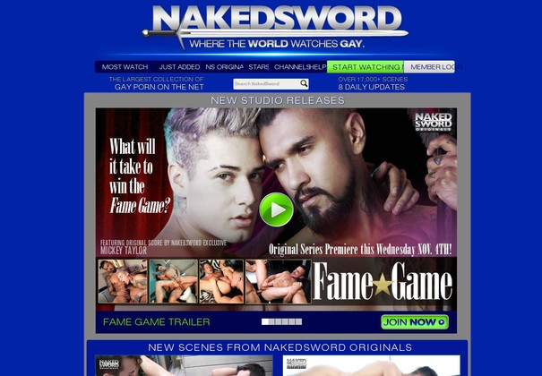 nakedsword nakedsword.com