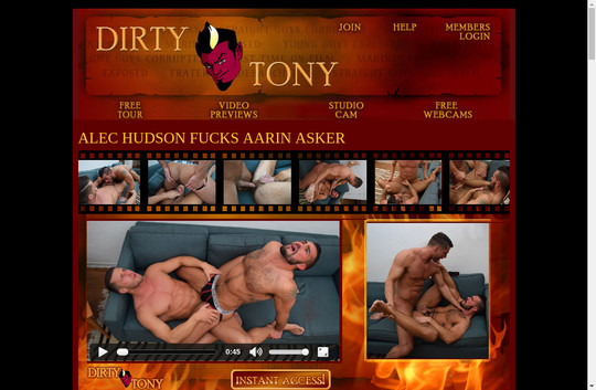 1 Dirty Tony