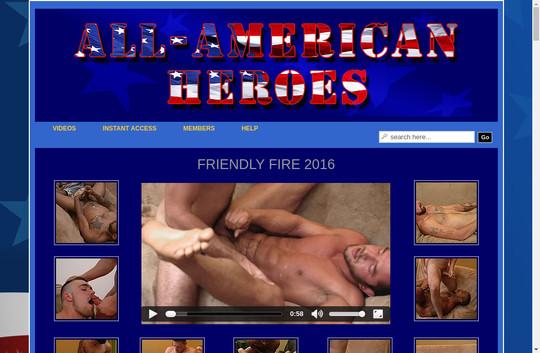 All-American Heroes