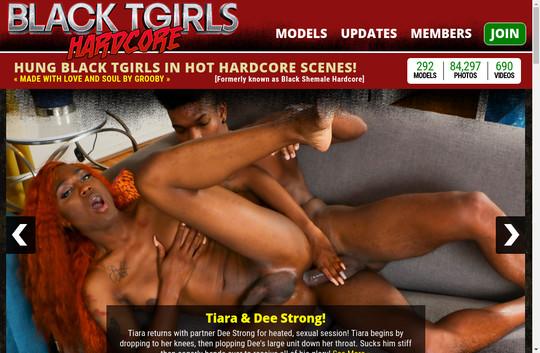 Black TGirls Hardcore