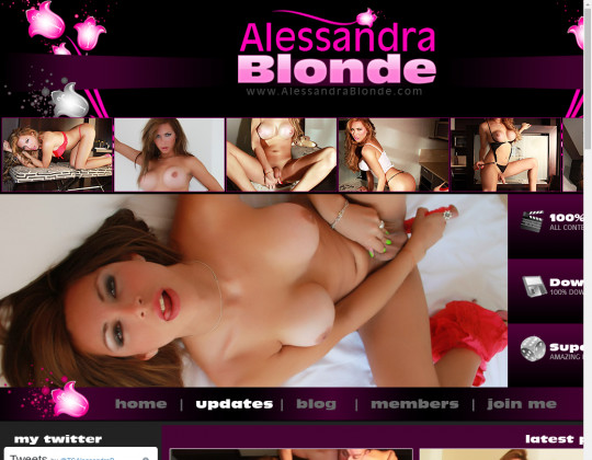 AlessandraBlonde