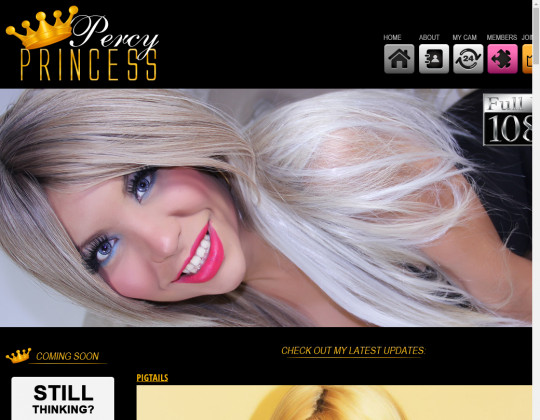 PercyPrincess