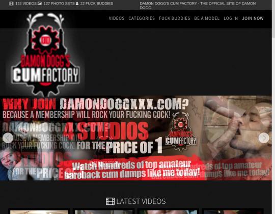 Damon Dogg XXX