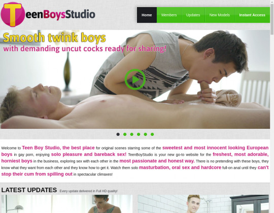 TeenBoysStudio