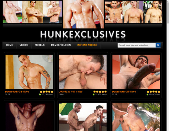 HunkExclusives.com