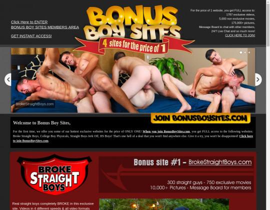 BonusBoySites