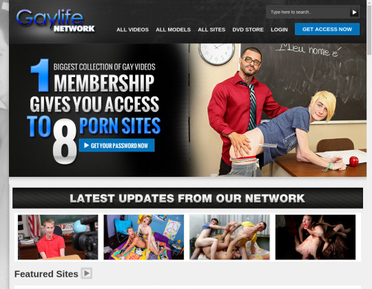 GayLifeNetwork.com