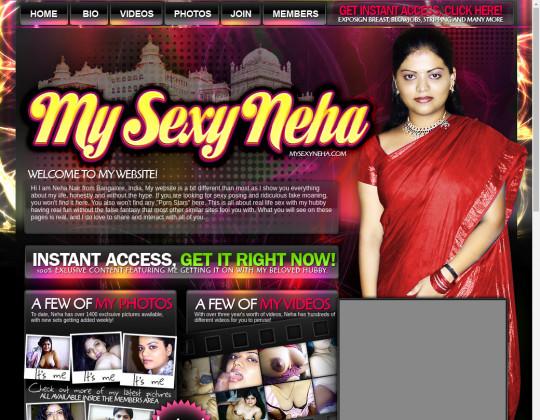 My Sexy Neha