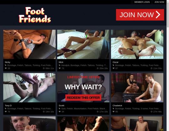 FootFriends.com
