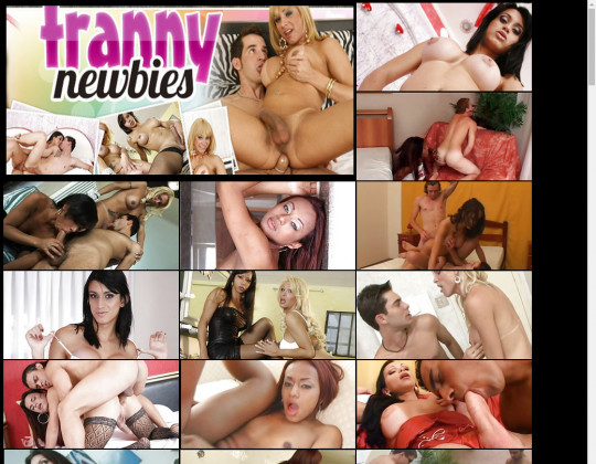 Tranny Newbies