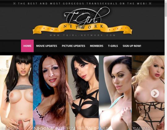 Tgirl Network