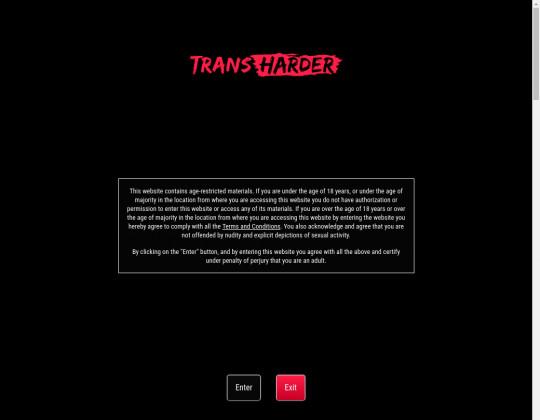Trans Harder